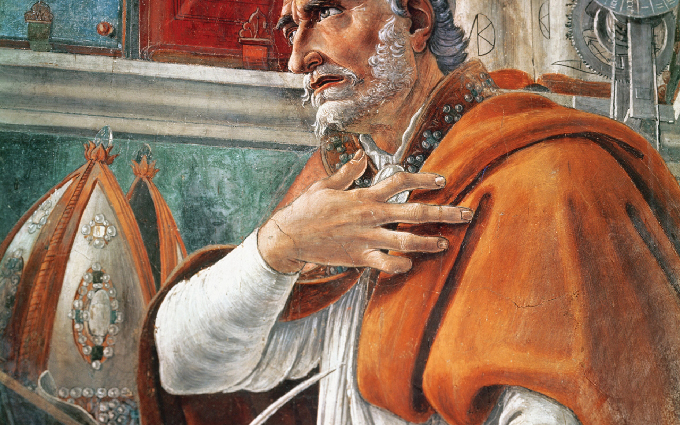 the confession of augustine Sensitive readers will find, in his confession, a confession of their own the long prayer of st augustine consists of 13 books, or chapters,.