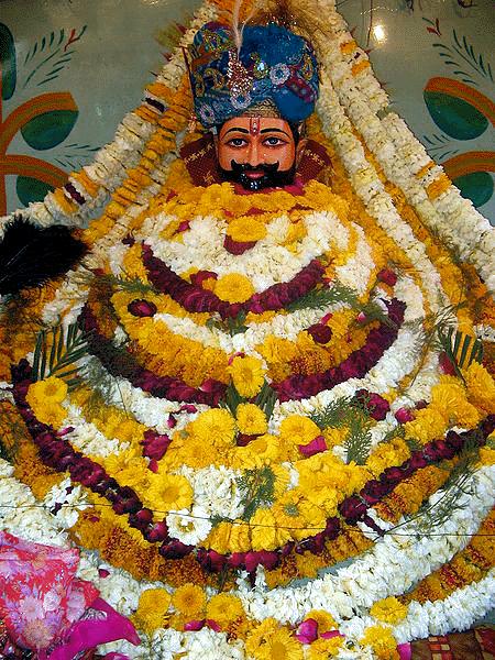 barbarika king yalamber worshipped as khatushyamji in