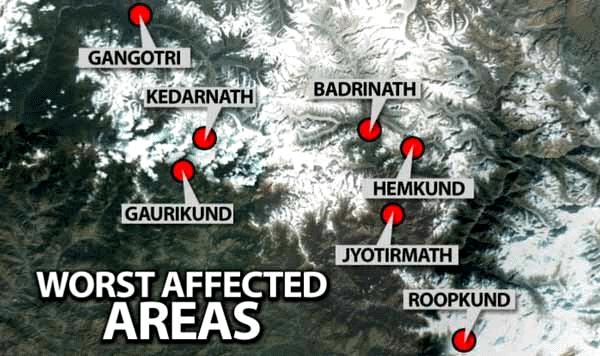 Jun 20, 2013 — CANADA (SUN) — Uttarakhand: Hundreds feared ... Uttarakhand Temple Disaster
