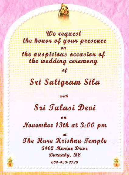 The Sampradaya Sun - Independent Vaisnava News - News - November 2006